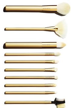 Sonia Kashuk Lavish Luxe 10 Piece Brush Set