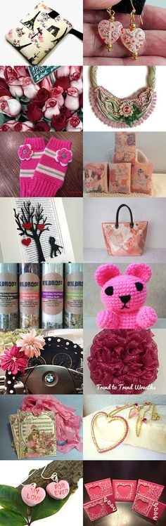Little Love Gifts (1) by Amanda Johnson on Etsy--Pinned with TreasuryPin.com #valentinesday