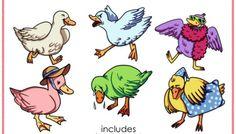Talking about Feelings with Five Little Ducks