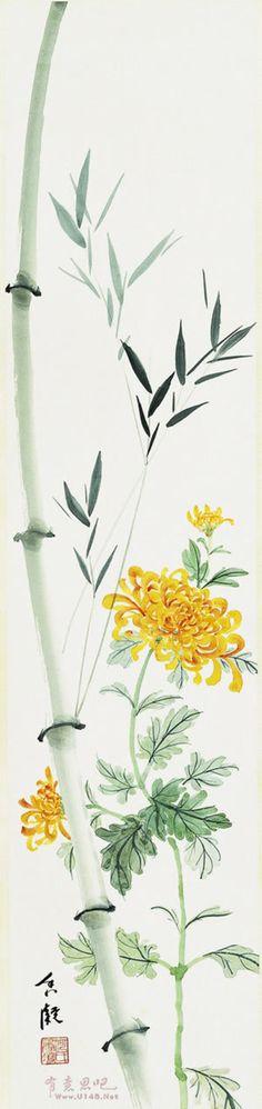 竹.菊~古风