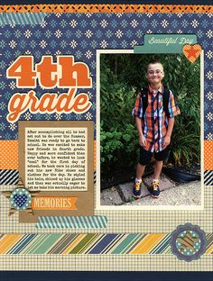 4thGrade - Jillibean Layout