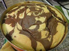 Torta marmolada casera Pancakes, Muffin, Pudding, Chocolate, Baking, Breakfast, Desserts, Recipes, Food