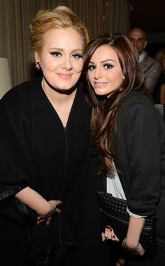 Cher and Adele.