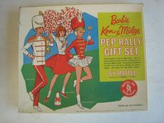 Mattel Barbie, Barbie And Ken, Barbie Dress, Drum Major, Pep Rally, Gift Sets, Free Items, Gifts, Presents