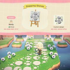 Likes, 9 Comments - 𝙰𝙻𝙴𝚇𝙸𝚂 Animal Crossing Qr Codes Clothes, Animal Crossing Game, Path Design, Landscape Design, Garden Design, Motif Acnl, Motifs Animal, Pixel Design, Post Animal