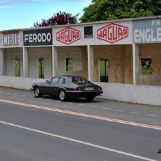 Jaguar XJS XJ-S 1987 HE V12 Circuit de Reims Gueux