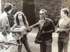Pat Metheny's 80/81 band with Michael Brecker, Charlie Haden and Dewey Redman (1980) true jazz greats.
