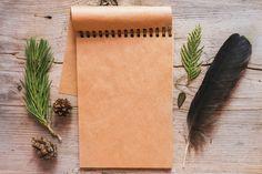 ❤59 Rustic notebook mockup. by Sentimental postman on @creativemarket