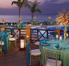 Wedding Beach Decoration