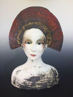 Sally MacDonell_contemporary ceramics_ Bath_figures