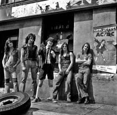 1976/**/** - GBR, Shepperton, Pinewood Studios   Highway To ACDC : le site francophone sur AC/DC