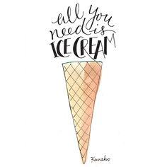All you need is ice cream. Kanako, My Little Paris Quotes All you need is ice cream. Kanako, My Little Paris Quotes ice cream Ice Cream Sign, Ice Cream Poster, Ice Cream Art, Ice Cream Painting, Ice Cream Quotes, Paris Quotes, Stone Quotes, Ice Cream Illustration, Gelato Shop