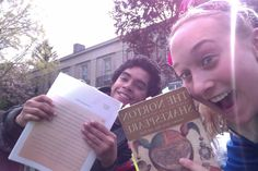 We're Really Excited to Turn in our Books!!! :D :D :D Commonplace Book created on Pinterest by student, Anna Watts For Assignment see http://jitp.commons.gc.cuny.edu/the-commonplace-book-assignment/