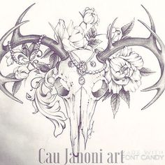 The perfect sternum tattoo