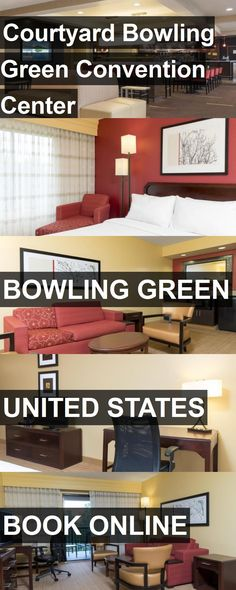 Hotel Courtyard Bowling Green Convention Center in Bowling Green, United States. For more information, photos, reviews and best prices please follow the link. #UnitedStates #BowlingGreen #CourtyardBowlingGreenConventionCenter #hotel #travel #vacation