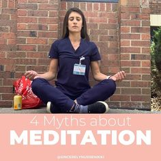 MEDITATION TO COMBAT NURSE BURNOUT: Meditation has proven to:⁣⁣* reduce stress + anxiety.⁣⁣* improve critical-thinking skills + ability to focus.⁣⁣* reduce risk for job-burnout Nursing School Tips, Nursing Tips, Nursing Notes, Nursing Burnout, Job Burnout, Health Care Policy, Critical Care Nursing, Yoga Anatomy, Meditation For Beginners