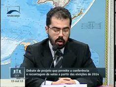 Especialista e professor da UNB, Diego Aranha diz que urna eletrônica é insegura