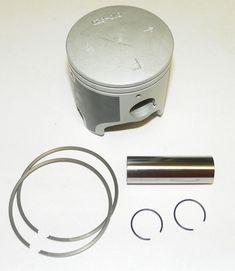 WSM Yamaha FX-140 Piston Kit PWC 010-870K OE 60E-11631-00-B0