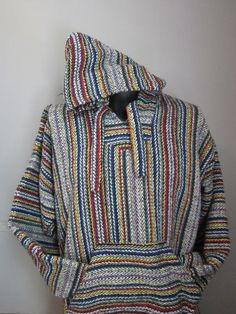 90s Mexican Poncho Sweatshirt Hoodie by catgirls on Etsy.