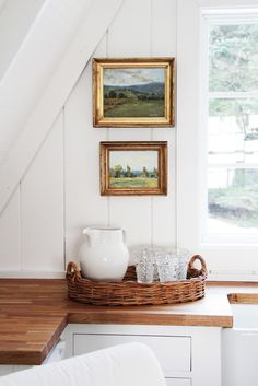 A Country Farmhouse: Guest House: After Photos I absolutely LOVE Trina's style of decorating