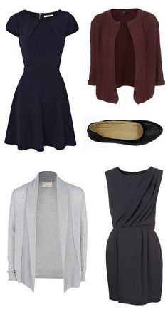 Core work wardrobe pieces   these pieces look so basic and simple, yet very workable