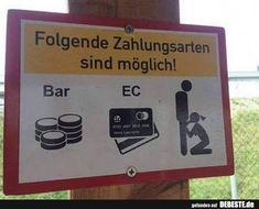 Bitte nicht Frau Schwarzer zeigen. | Lustige Bilder, Sprüche, Witze, echt lustig