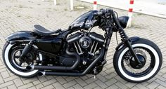 harley bobber sportster seat - Google Search