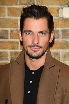 David Gandy attends Dylan Jones and Marco Bizzarri host a cocktail party to launch new film series 'The Performers' at the Serpentine Sackler Gallery...