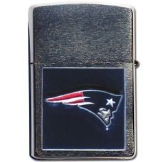 "Checkout our #LicensedGear products FREE SHIPPING + 10% OFF Coupon Code ""Official"" New England Patriots Zippo Lighter - Officially licensed NFL product Licensee: Siskiyou Buckle Official Zippo lighters   New England Patriots - Price: $32.00. Buy now at https://officiallylicensedgear.com/new-england-patriots-zippo-lighter-zfl120"