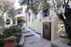 Kontrastný a vzdušný grécky štýl | Living Styles