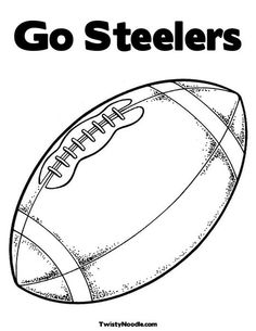 42 Best Fearless Free Football Coloring Pages! images