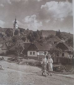 #Heľpa #Horehronie #Slovensko #Словакия #Slovakia The Older I Get, Fashion History, The Past, Old Things, Travel, Painting, Life, Inspiration, Polish