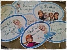Placa Frozen