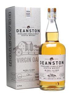 Deanston Virgin Oak Scotch Whisky : The Whisky Exchange