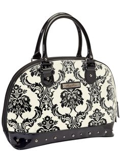 MADAME MOON WHITE HANDBAG