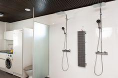 7192 Oras Optima - Rain Shower faucets in the bathroom