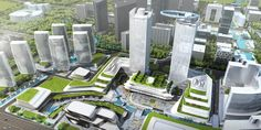 Gallery of amphibianArc Claims First Prize in Ningbo Yinzhou Planning Competition - 18