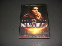 WAR OF THE WORLDS (REMAKE ON DVD) TOM CRUISE buy it now for $5.00 free shipping!!!