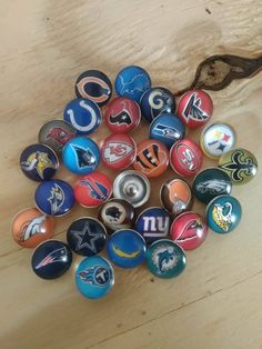 Excited to share the latest addition to my #etsy shop: Snap Charm - NFL Teams http://etsy.me/2C5II0u #jewelry #sports #NFLjewelry #NFLcharms #charm #glass #snapcharms #snapjewelry #interchangeablejewelry