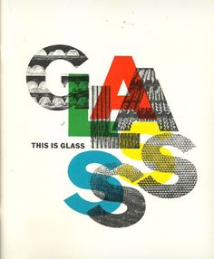 this is glass glass