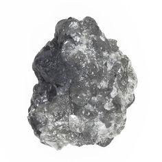 2.46 Ct Earth Mined Rough Loose Diamond Grayish Color Unique Natural Diamond