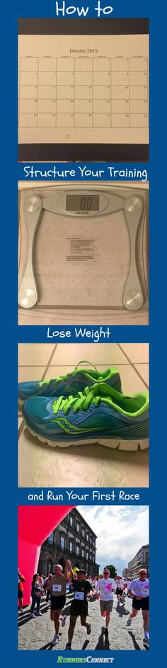 A behind-the-scenes case study with the exact steps you can take if your goals are to lose weight, get healthy, and run your first race.