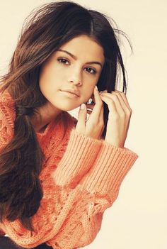 Selena Gomez singer and actress. Gomez first made her debut appearing as Gianna in Barney  Friends, lasting from 2002 to 2004 and has been featured on many Disney Channel Series as she has grown up. She is a successful recording artist and Justin Beiber's girlfriend.