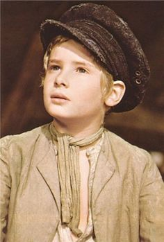 Mark Lester as Oliver Twist.  There simply will not be another kid anytime soon who defines this character so well.