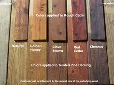 behr fence stains - Google Search
