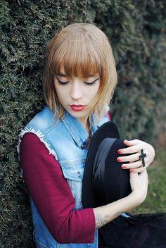 [LOOK] Double D for Denim & Dots Photos Elise Dantec