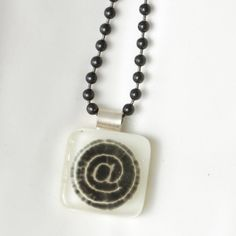 Mini Ball-and-Chain Necklace