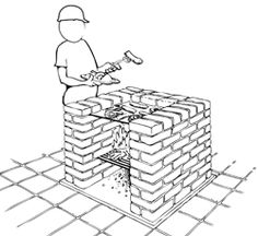 How To: Build a Brick Barbeque - Home DIY Projects - Boral