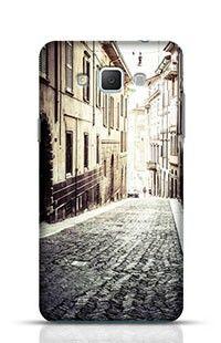 Old European Street Samsung Galaxy A5 Phone Case