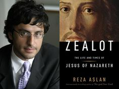 """Reza Aslan: Jesus Makes Christians 'Very Uncomfortable' (VIDEO) - The Big Slice: """"a Jesus whose purpose was to overturn the social order, whose purpose was to replace the rich with the poor, this foreign, brown socialist who wanted health care for everyone is a Jesus that doesn't fit the political narrative."""""""